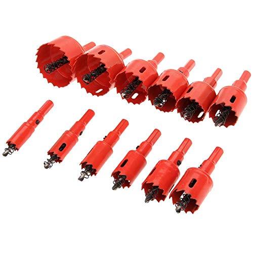 1 Stk 16mm-53mm Boor Bit Gat Zaag Twist Boren Snijder Power Tool Metalen Gaten Boren Kit Timmerwerk Gereedschap voor Hout Staal IJzer 25mm