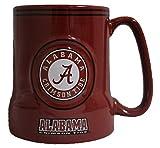 Boelter NCAA Alabama Crimson Tide 18oz Gametime Ceramic Mug
