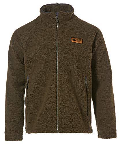 RAB Mens ORIGINAL Pile Jacket Army (SMALL)