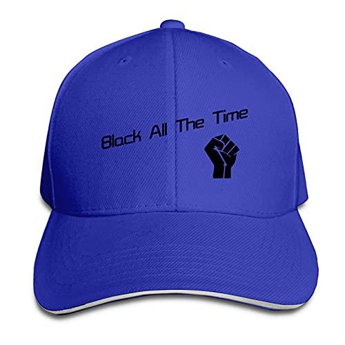 Bwozqove - Cappelli da baseball per tutti i tempi, stile vintage, regolabile, per uomo