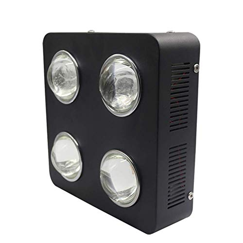 504W Cob Led UFO Grow Light Kit für medizinische Pflanzen COB LED Grow Light für Kräuterpflanzen mit vollem Spektrum