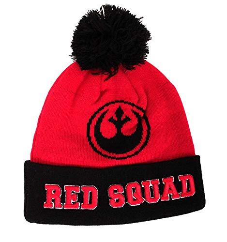 Bonnet Star Wars VII - Red Squad