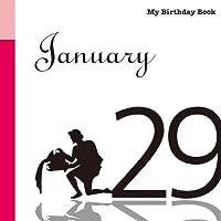 1月29日 My Birthday Book