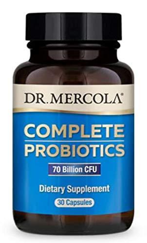 Dr. Mercola, Complete Probiotics