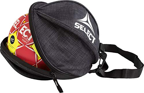 Derbystar Unisex– Erwachsene Lazio Handballtasche, schwarz, 3 l