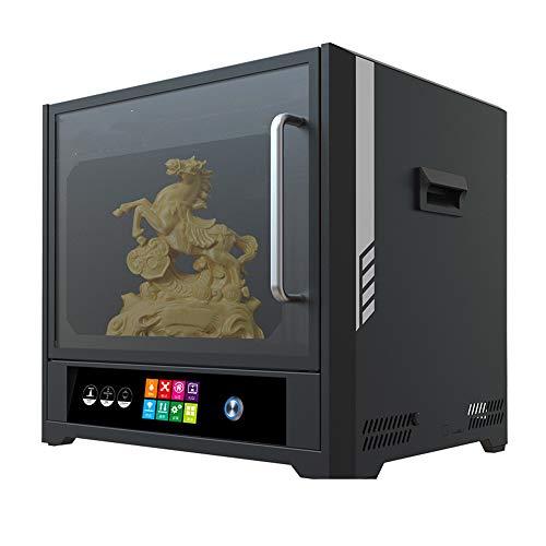 Imprimante 3D avec impression Taille 300 * 200 * 200mm, chauffée mise à niveau automatique écran tactile Lit mise à niveau automatique