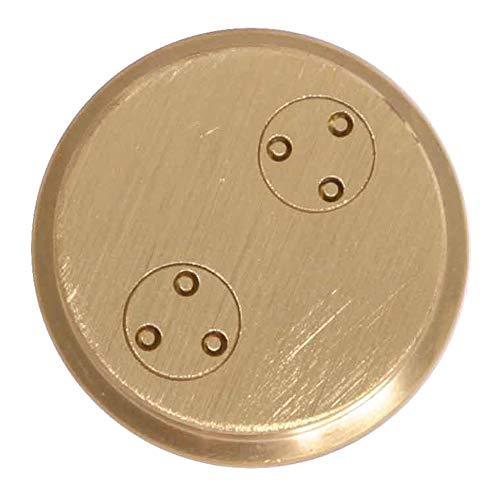 Trafila in bronzo per Pasta Gramigna per macchina pasta fresca professionale La Fattorina 1,5kg
