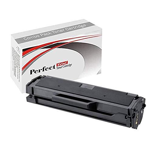 PerfectPrint - Toner Cartuccia Sostituzione per Samsung:  Samsung MLT-D101S MLTD101S Pour ML-2160 ML-2165W ML-2168 SCX-3400 SCX-3405 SCX-3405FW SCX-3405W SF-760P SF-760, Nero
