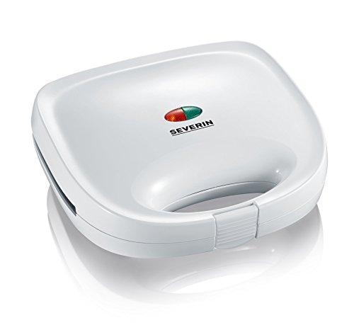 Severin SA 2971 Sandwich Toaster, 600W, Bianco