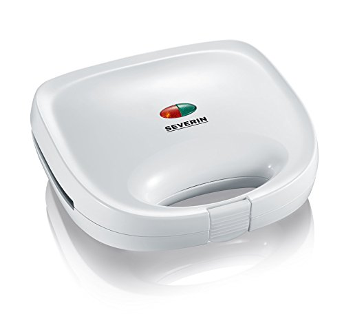 SEVERIN Sandwich-Toaster, Sandwichplatte, 600 W, SA 2971, Weiß