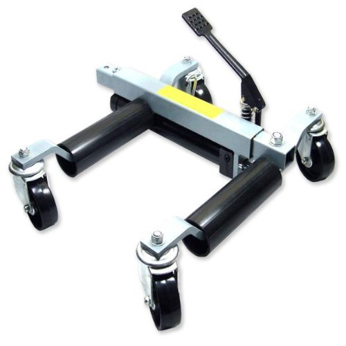 FindingKing Portable Hydraulic Wheel Dolly