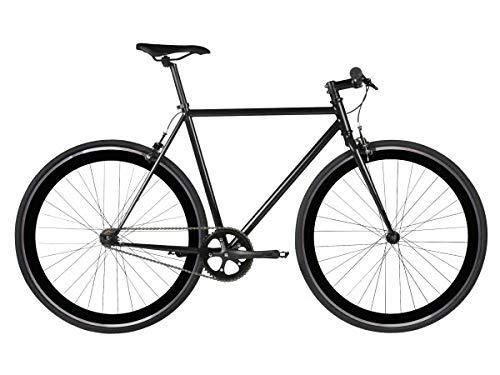 Bicicleta Fixie/Single Speed RAY Negra (53)