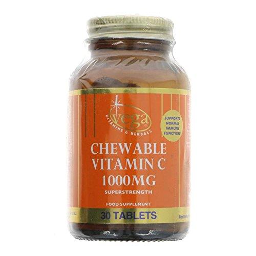 Vega | Chewable Vitamin C 1000Mg | 1 x 30