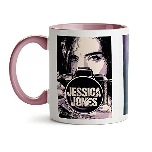 Caneca Jessica Jones Poster 02