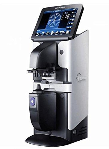 Lensmètre Numérique Auto Lensomètre 7'' Couleur Écran Tactile Avec PD Imprimante UV/CE/FDA
