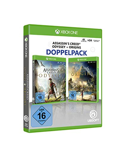Assassin's Creed Odyssey + Assassin's Creed Origins DOPPELPACK [Xbox One]