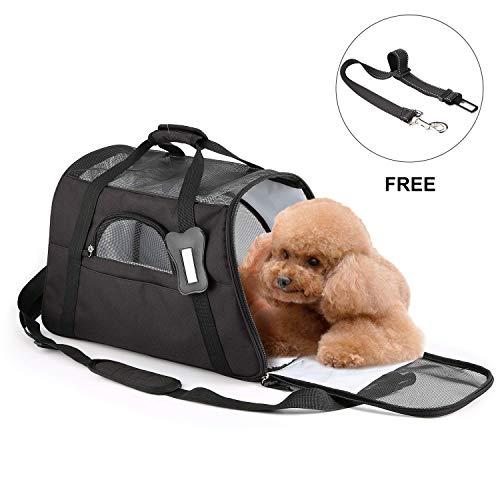 Transportador para Mascotas de Tela peque/ño Cheeko 23 x 15 x 15 cm