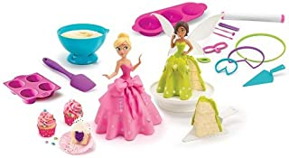 Real Cooking Ultimate Princess Baking Set with 50+ pieces - (Amazon Exclusive)