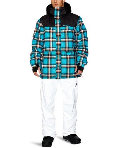O'Neill Grid Snowboard-jas - Oranje AOP