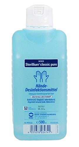 Sterillium Antiséptico - 500 ml
