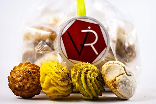 Paste Di Mandorla Siciliana Artigianale Pistacchio Lime Arancia Mandarino Dolcezze Pasta Di Mandorla Dolcezze Siciliane (400GR)
