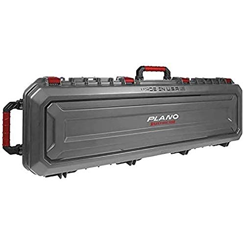 Plano All Weather 36 Inch AW2 Gun Case with Rustrictor | Premium Gun Case with Rust Prevention, Gray