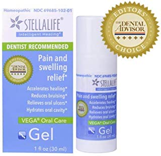 mouth gel for toothache