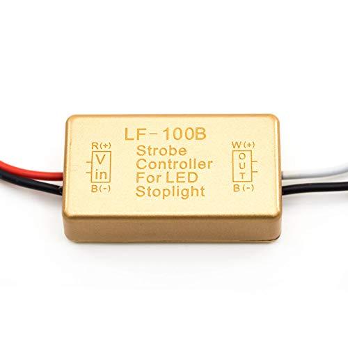 PA Module de commande stroboscopique à LED pour feu stop arrière 12 V