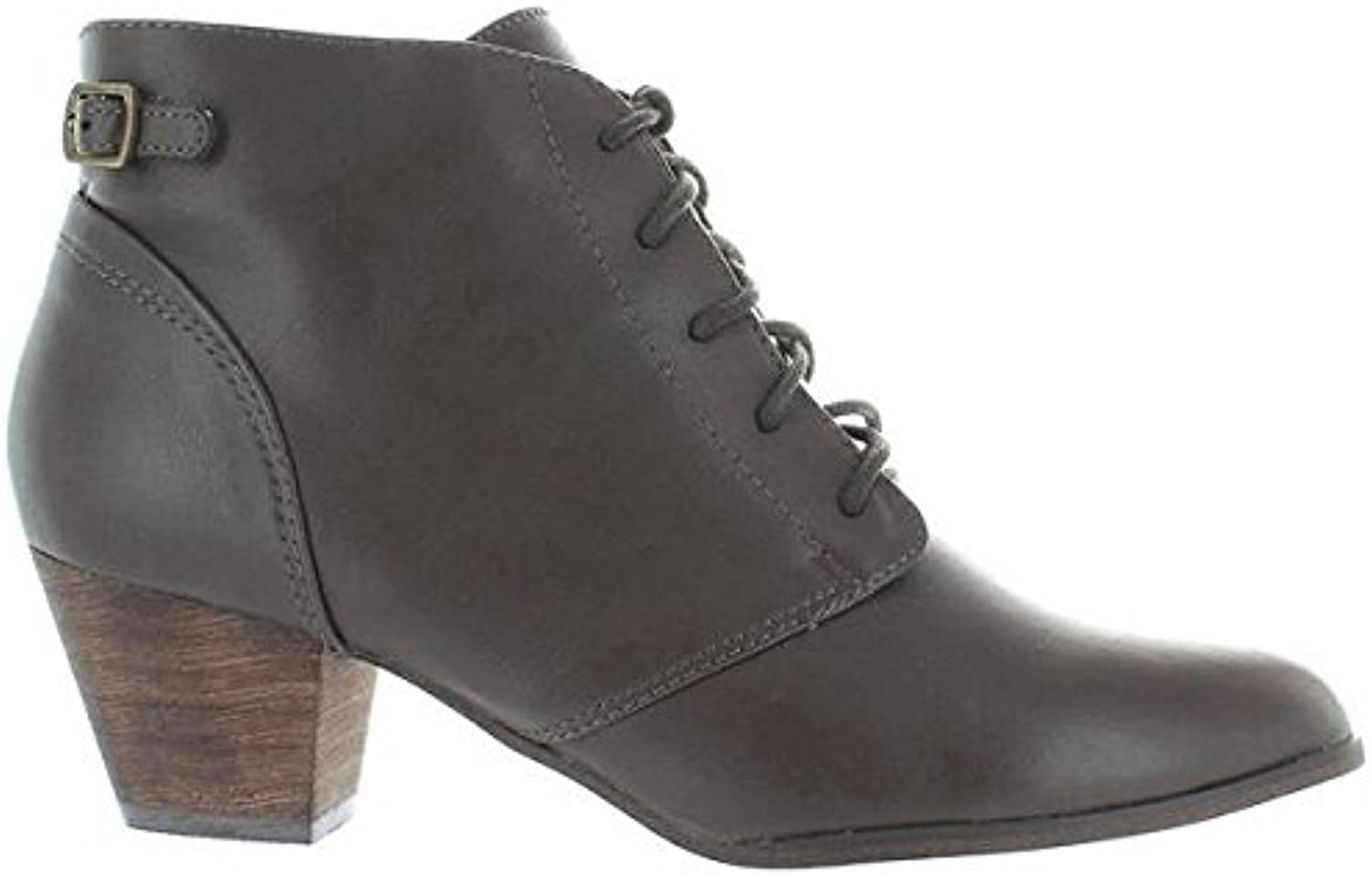 Chelsea Crew Lord - Grey Lace-Up Bootie