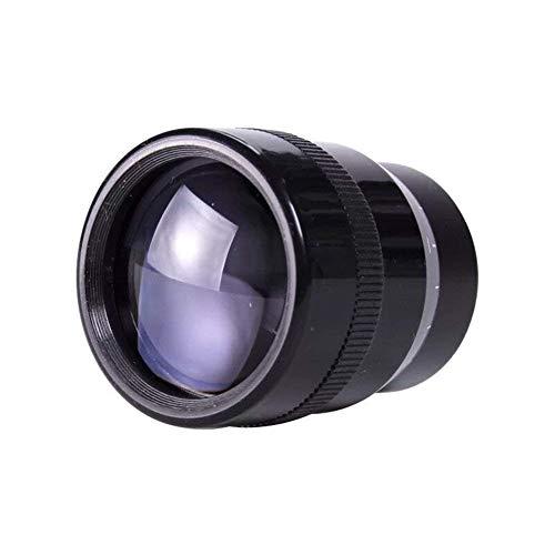 HD vergrootglas 2,8 X met HD lens voor het lezen van boeken, voor het detecteren van sieraden, horloge, gravure en reparatie van handwerk, zwart, 26 x 26 mm
