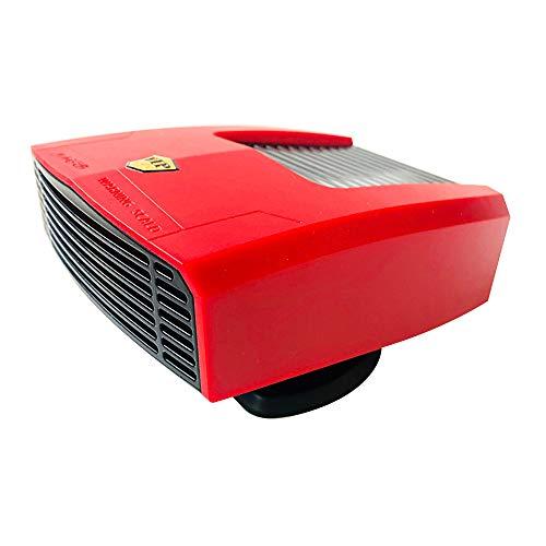 ZENING Coche Demister coche invierno calentador coche calentador portátil camión parabrisas 12V/24V