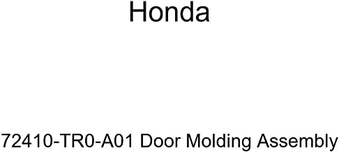 Genuine Honda 72410-TR0-A01 Door Molding Assembly