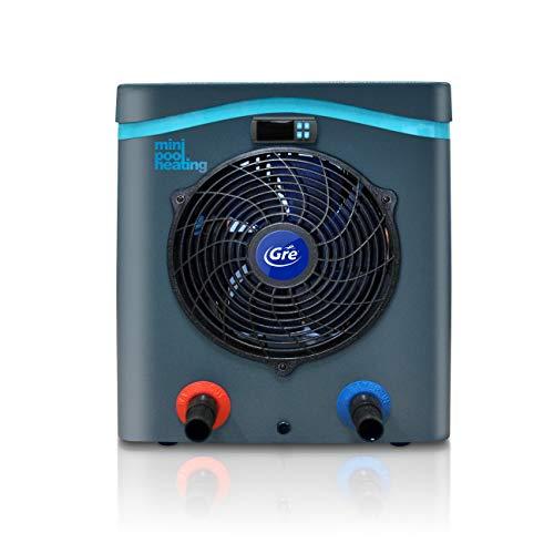 GRE HPM30 - Mini Pompa di Calore per Piscina sul Pavimento Fino a 30 m3