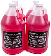 SNOW PERFORMANCE (4 PACK) BOOST JUICE 1 GALLON EACH - Water Injection System Fluid / PCK#4X40008#4 /