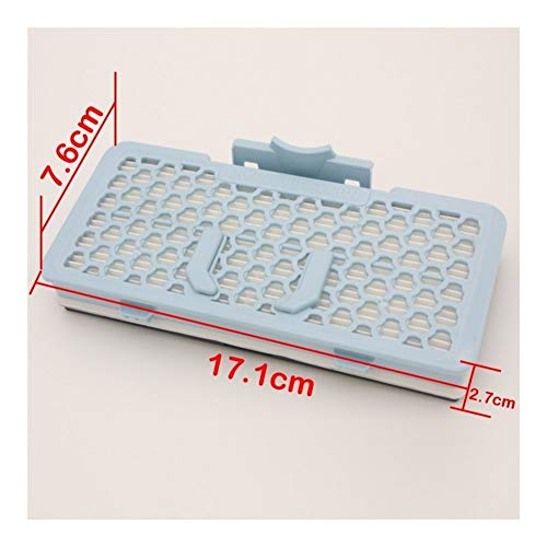 Fangfang Aspirapolvere Accessori Parti Polvere Filtri Mucchio Fit for LG Filtro Filtro HEPA ADQ56691101 VC9083CL Vc9062cv Vc9062cv Vc9095r