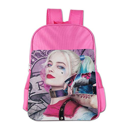 41967wQxOnL Harley Quinn Backpacks for School