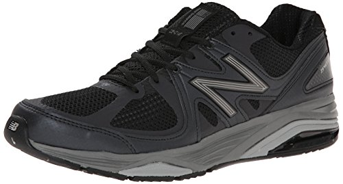 New Balance Men's Made 1540 V2 Running Shoe, Black, 9 D US