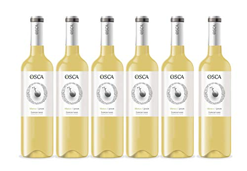 Vino Blanco Osca 6 botellas x 75cl