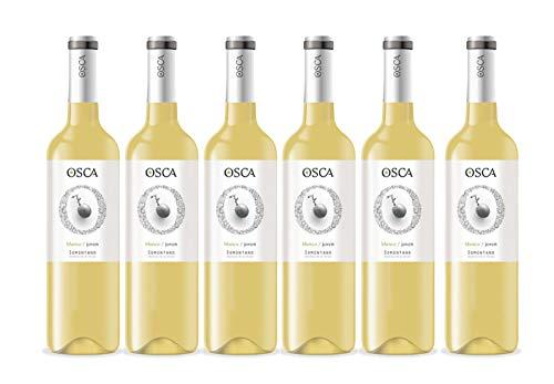Vino Blanco Osca 6 botellas x 75cl