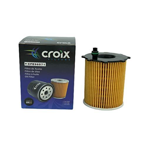 Croix CFE96571 Filtro de Aceite para Automóviles y Vehículos