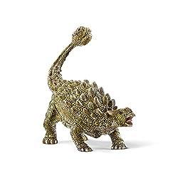 4. Schleich Dinosaurs Ankylosaurus Educational Figurine