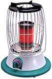 RENXR Calentadores De Mesa De Propano para Patio con Regulador De Gas, Brasero Portátil, Protección contra La Hipoxia para Acampar En El Patio Interior Y Exterior
