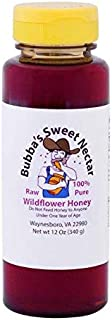 Sponsored Ad - 6 Pack Bubba's Sweet Nectar Wildflower Honey