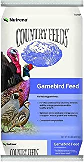 turkey crumble feed