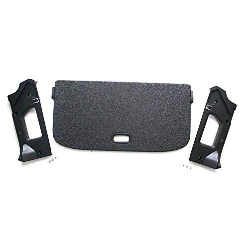 Original VW up! Skoda Citigo Seat Mii variabler Ladeboden Kofferraum Nachrüstung Anthrazit Komplettsatz