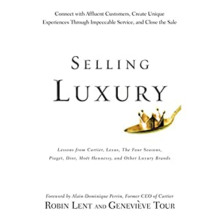 Selling Luxury cover art