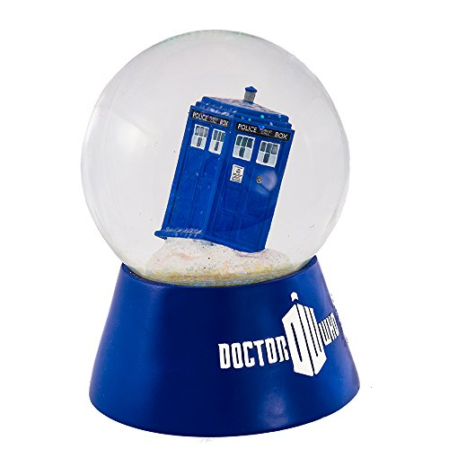 Doctor Who Snow Globe