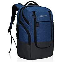 Veevanpro 15.6 inches Cooler Laptop Backpack with Insulated Leakproof Cooler (Multiple Colors)