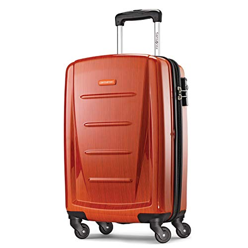Samsonite Equipaje Winfield 2 Fashion HS Spinner 20, Naranja (Naranja) - 56844-1641