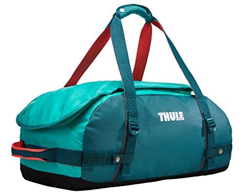Thule Chasm Duffel Bag 40L (Rucksack und Reisetasche in einem) bluegrass